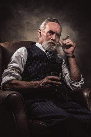 Old Man Frankton - tough bastard