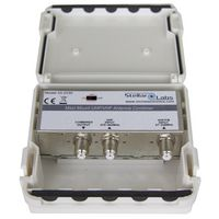 Stellar Labs 33-2230 UHF/VHF Mast Mounted Signal Combiner